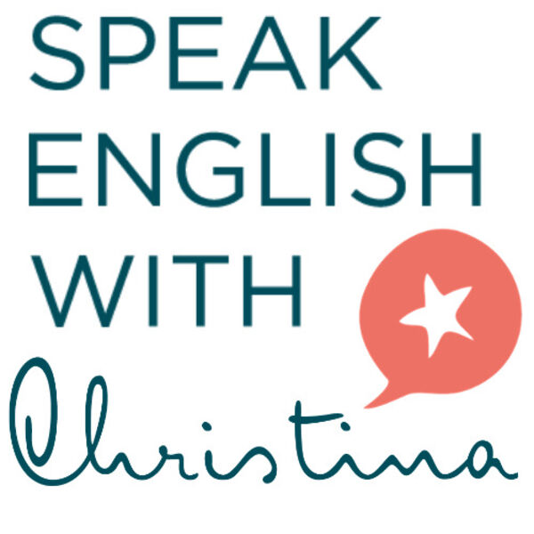 Speak English with Christina Podcast Artwork Image