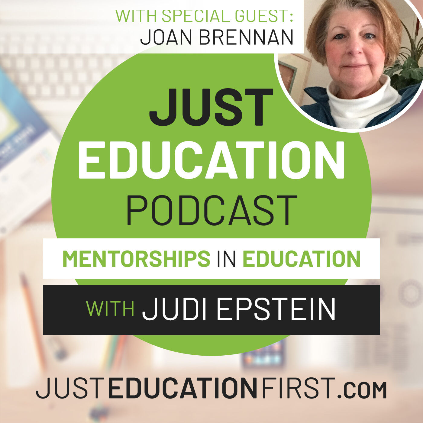 Episode 34 - Joan Brennan | Reading Tools That Train Your Brain