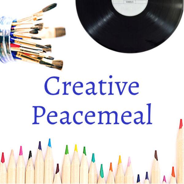 Creative Peacemeal Podcast Artwork Image