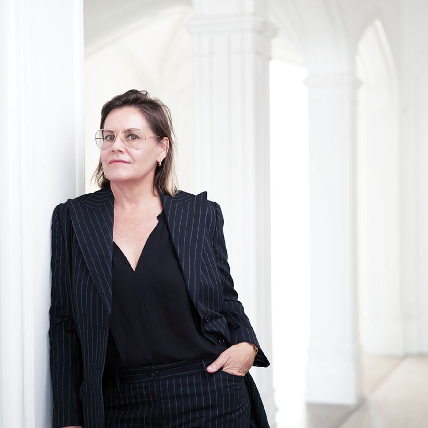 Anne-Marie Russell, Executive Director of the Sarasota Art Museum, Joins the Club