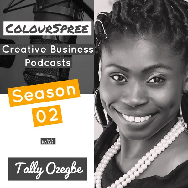 ColourSpree Creative Business Podcasts Podcast Artwork Image