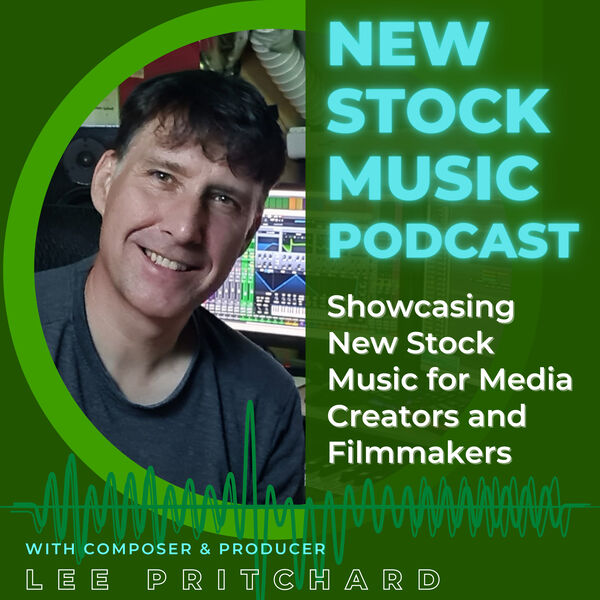 New Stock Music Podcast Podcast Artwork Image