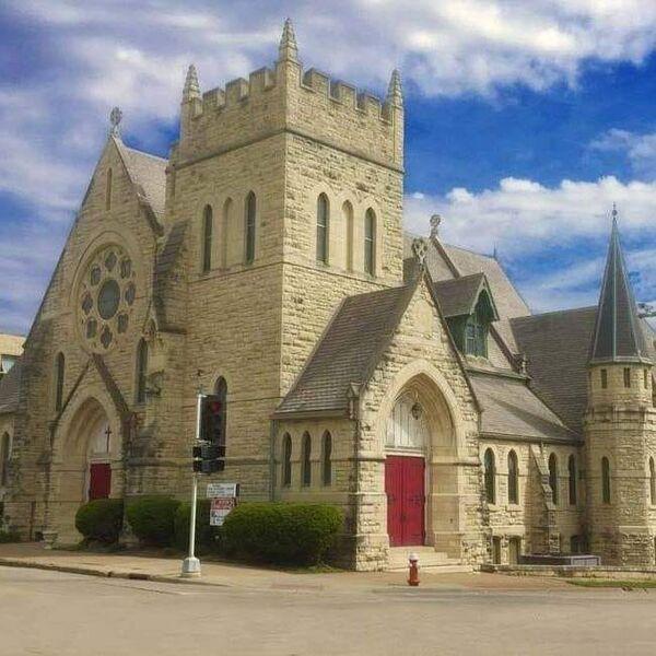 St. John's Episcopal Church, Dubuque, Iowa Podcast Artwork Image