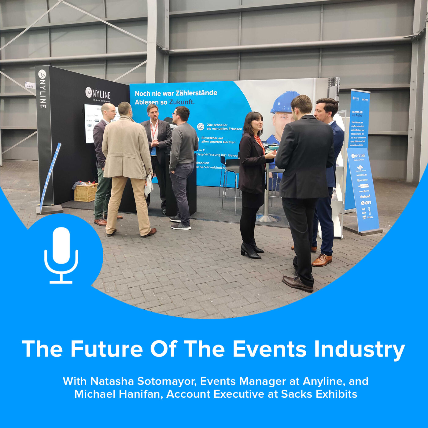The Future Of The Events Industry // Anyline, Anytime