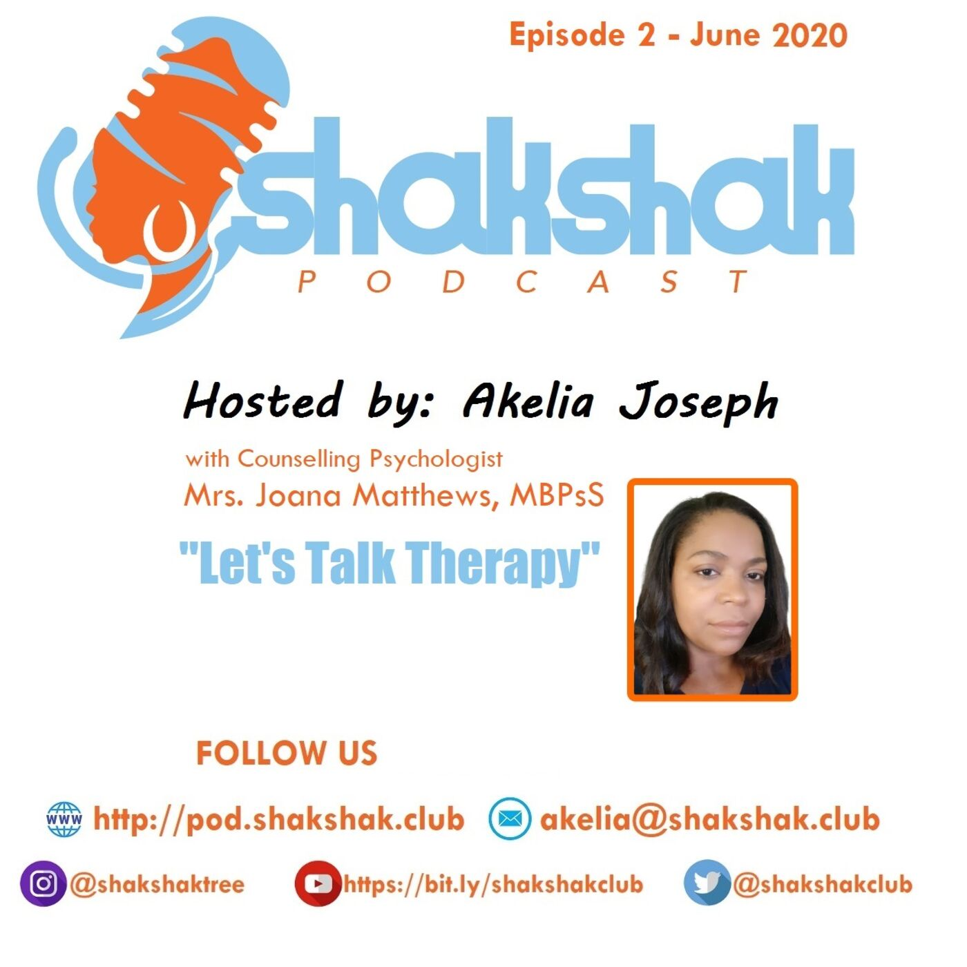 Let's Talk Therapy with Joana Matthews