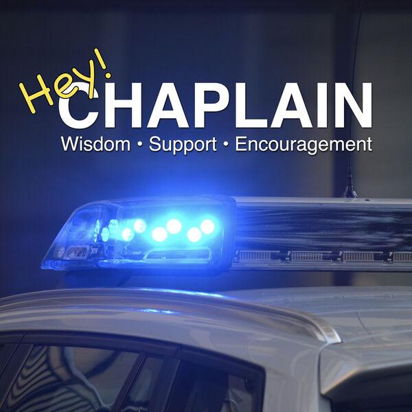 Hey Chaplain Podcast Artwork Image