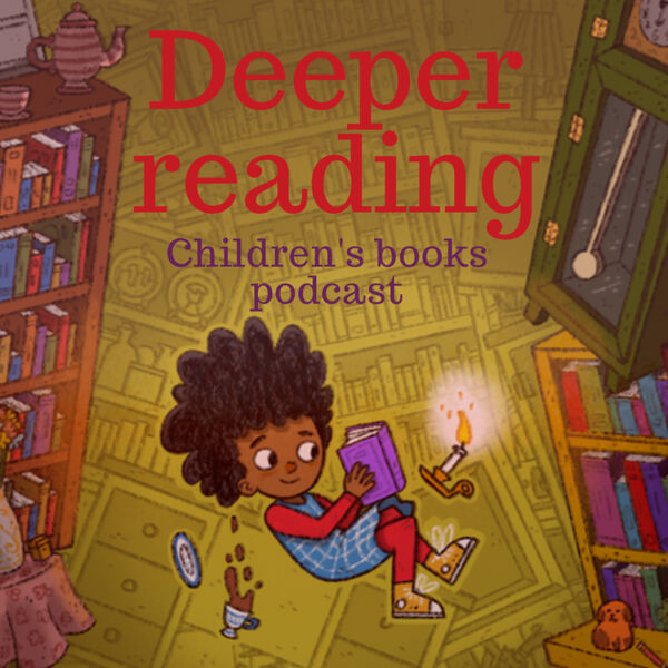 Deeper Reading Podcast Artwork Image