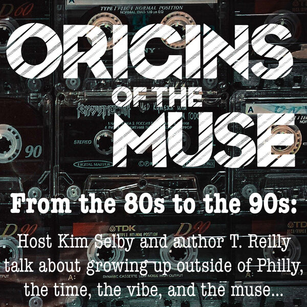 Origins of the Muse Podcast Artwork Image