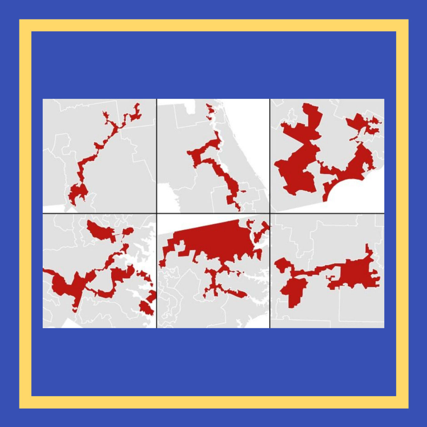 Counties & Gerrymandering