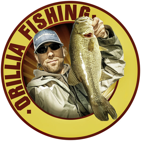 Orillia Fishing Podcast Podcast Artwork Image
