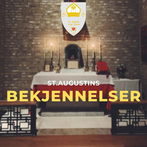 St. Augustins bekjennelser Podcast Artwork Image