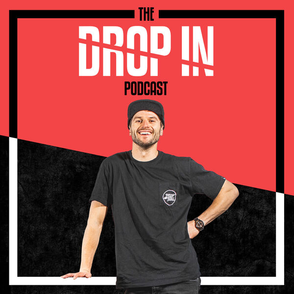 The Drop in Podcast with Duncan Shaw Podcast Artwork Image