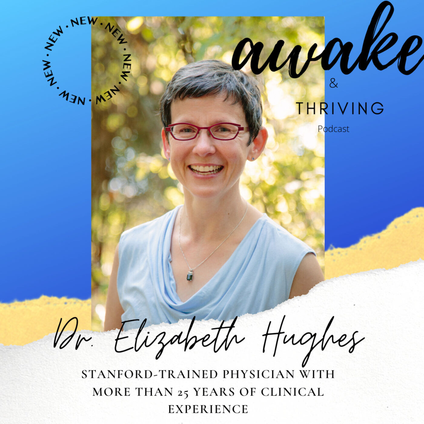 How Your Thoughts Affect Your Body Health w/ Dr. Elizabeth Hughes
