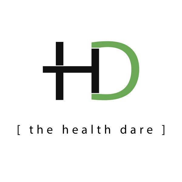 The Health Dare Podcast Artwork Image