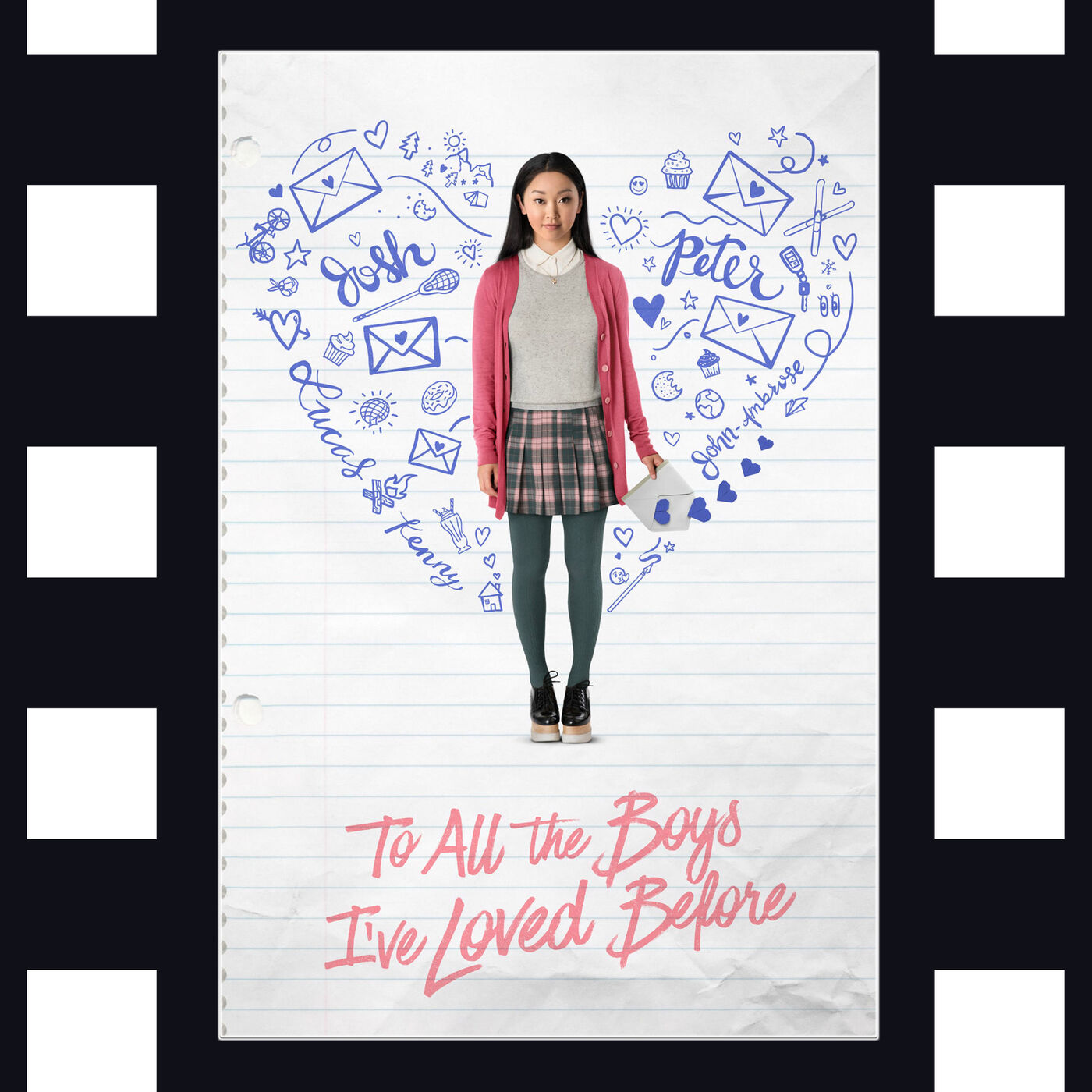 To All the Boys I've Loved Before - The Teen Drama/Dating/Romance Episode
