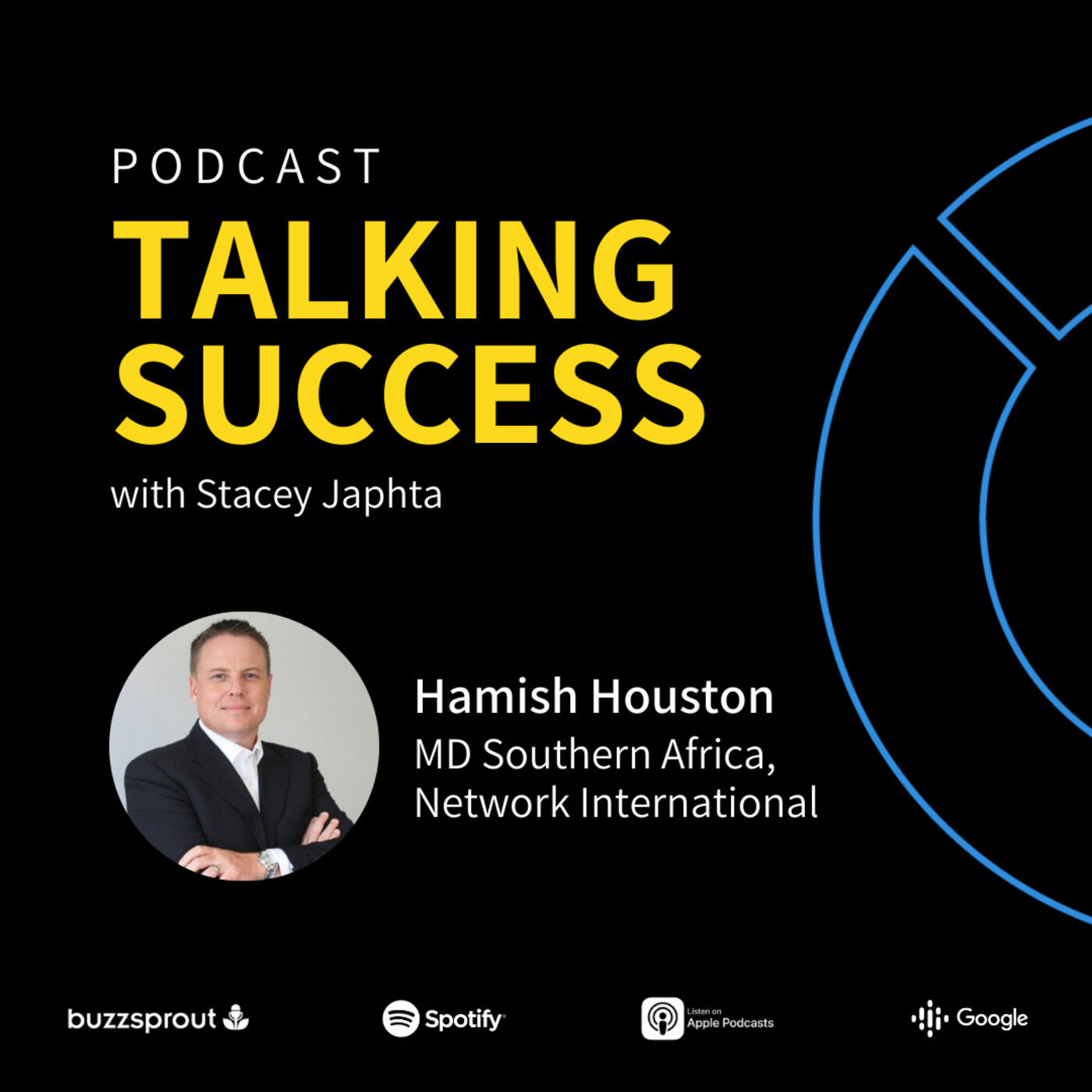 Hamish Houston, MD Southern Africa of Network International - All things FinTech, tips on interviewing, & what it takes to be successful in sales