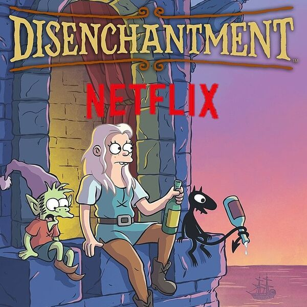Enchanted With Disenchantment Podcast Artwork Image