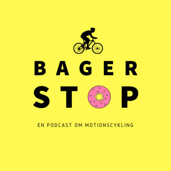 Bagerstop Podcast Artwork Image