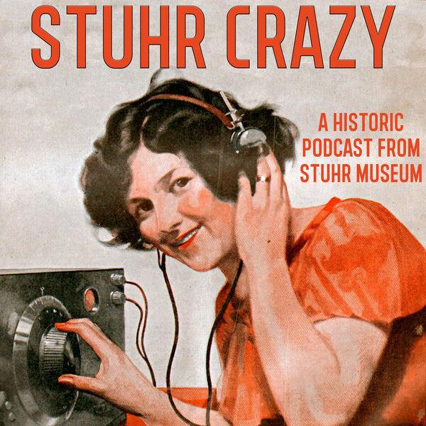 Stuhr Crazy Podcast Artwork Image