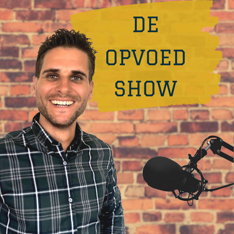 De Opvoed Show logo