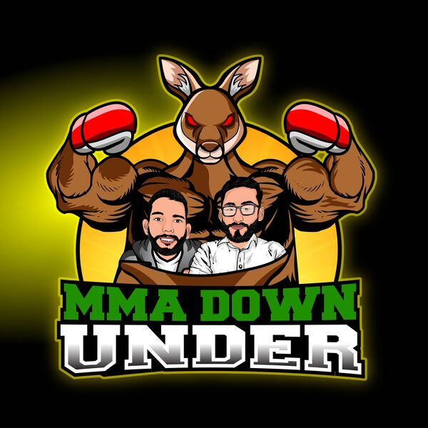 MMA Down Under Podcast Artwork Image