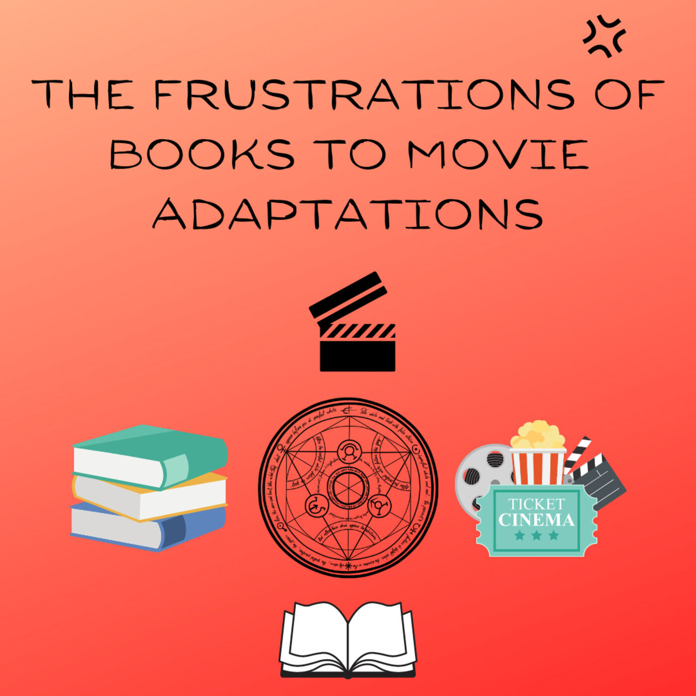 The Frustrations of Book to Movie Adaptations