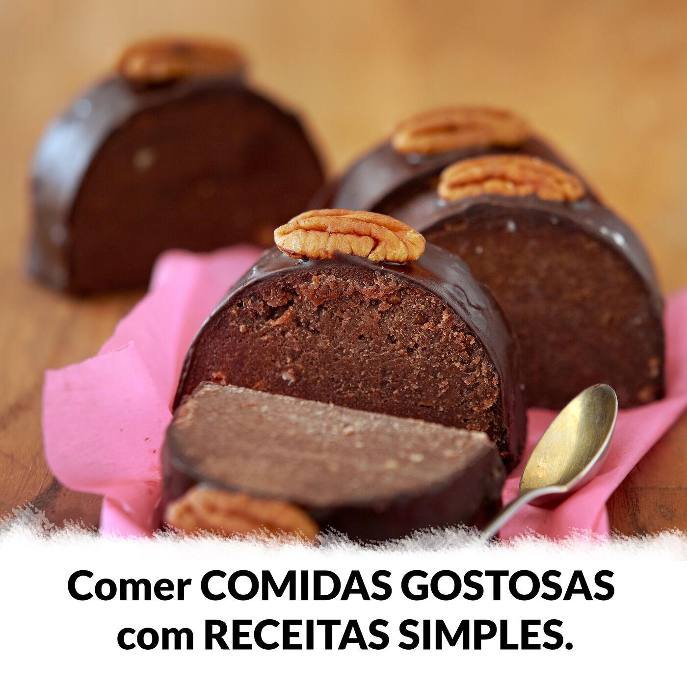Comer COMIDAS GOSTOSAS com RECEITAS SIMPLES.
