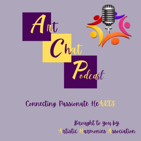 Art Chat with Linda Riesenberg Fisler Podcast Artwork Image