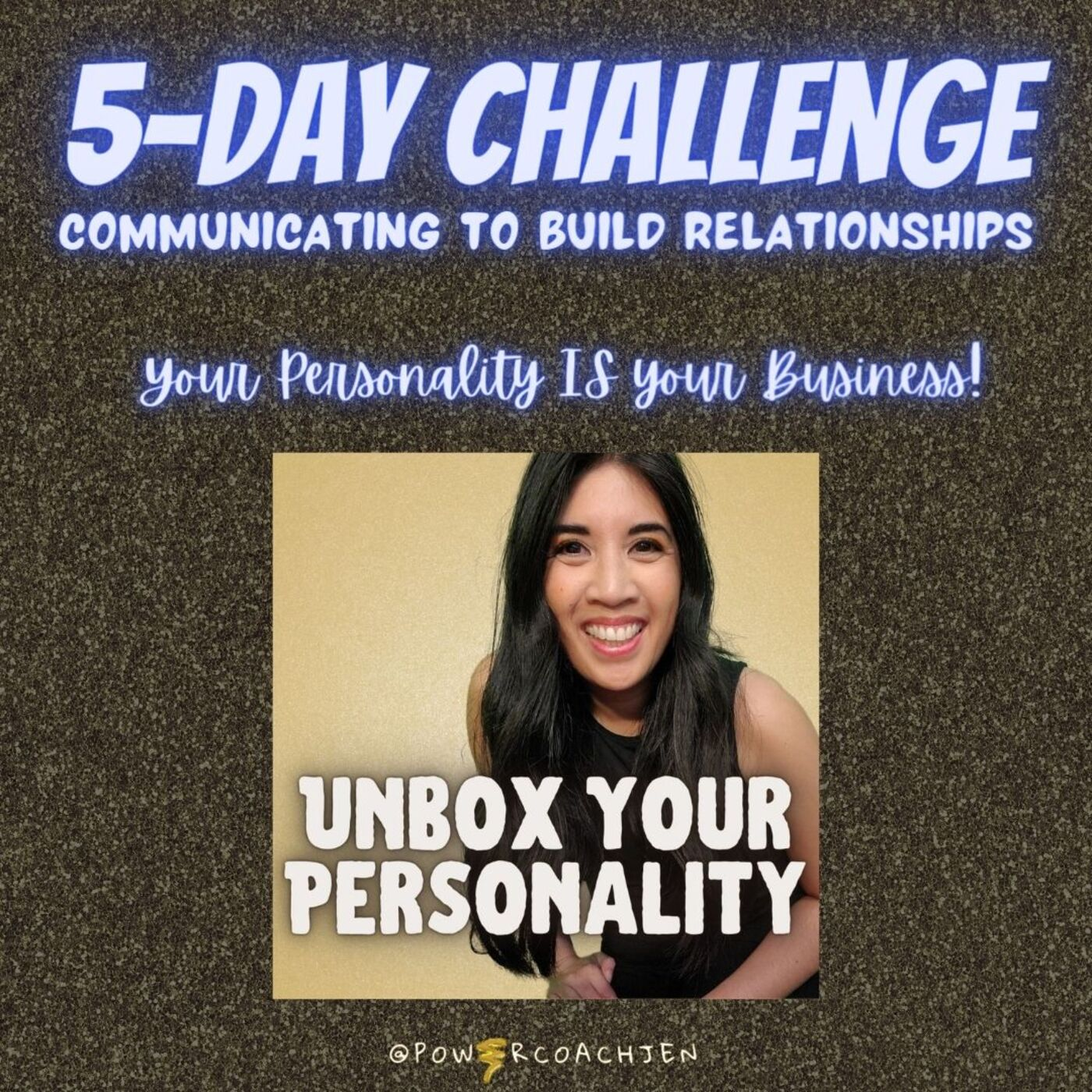 Challenge - Step 1 - How Personality affects your Communication