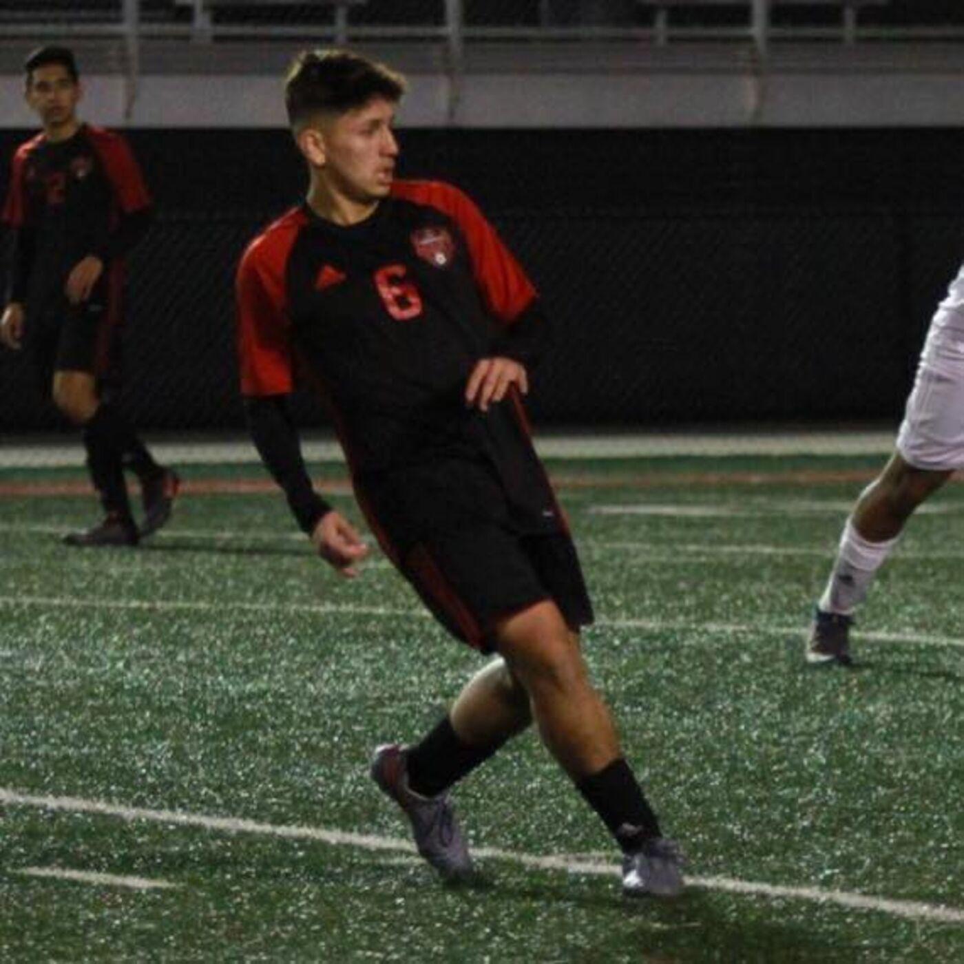 Albertville Soccer - Antonio Gutierrez