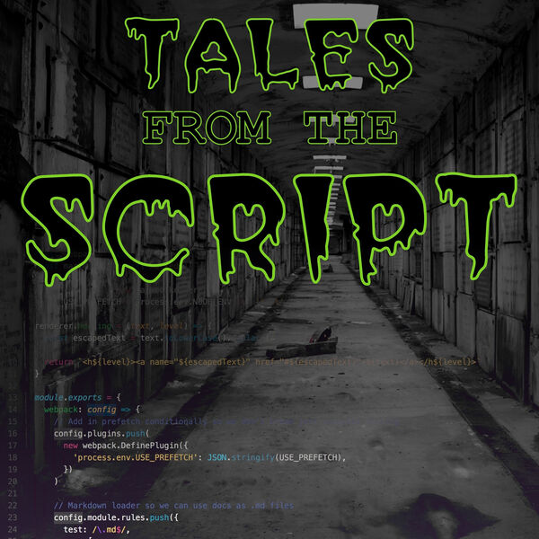 Tales From The Script Podcast Artwork Image