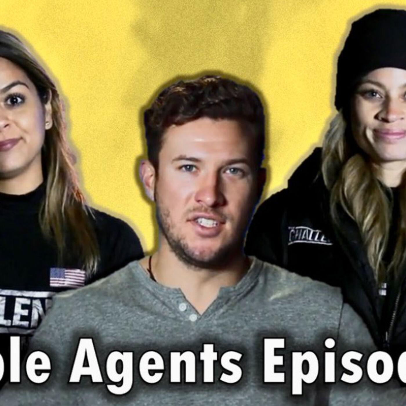 Challenge Double Agents Episode 10 Recap: Small Brawl