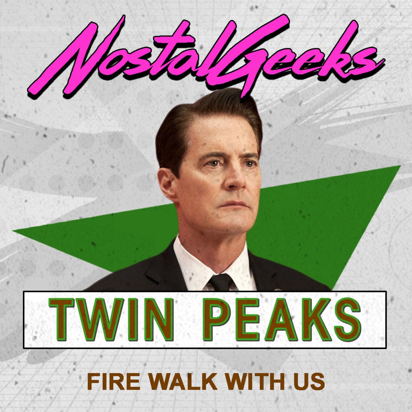 Twin Peaks - Fire Walk With Us