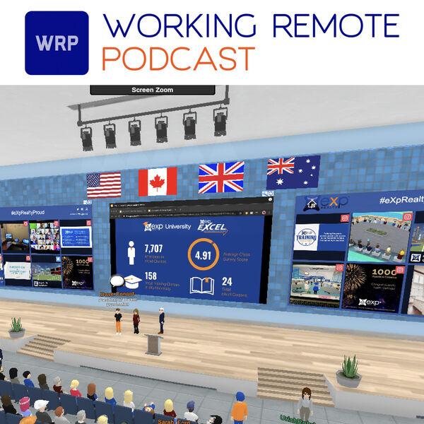 Working Remote Podcast Podcast Artwork Image