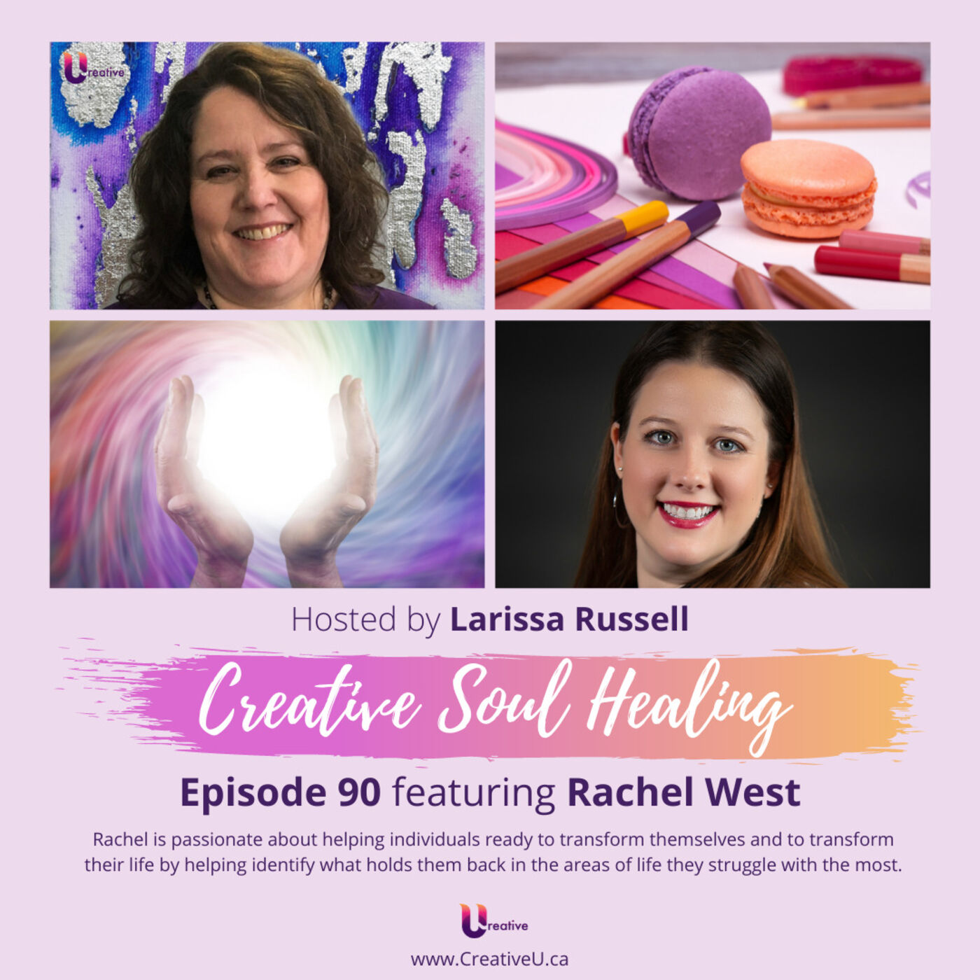 Episode 90 featuring Rachel West: Are you Just Going Through the Motions of Life?