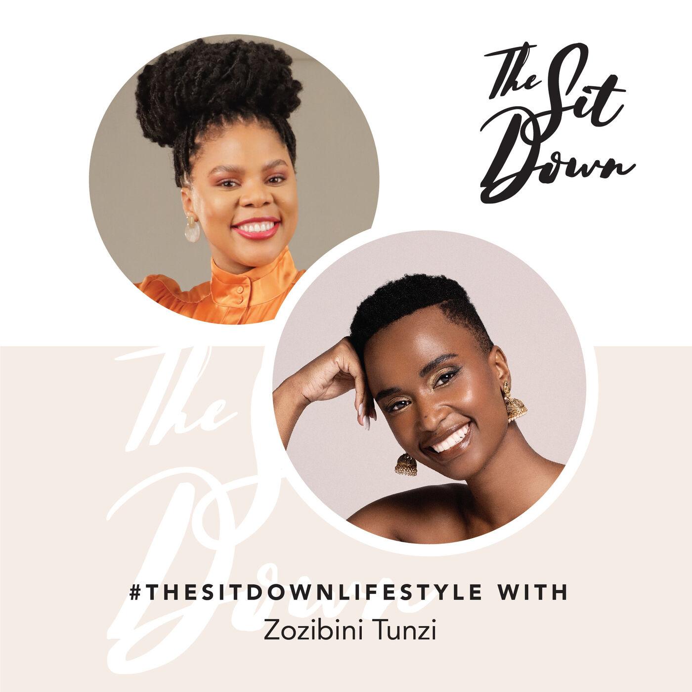 #TheSitDownLifestyle | Zozibini Tunzi