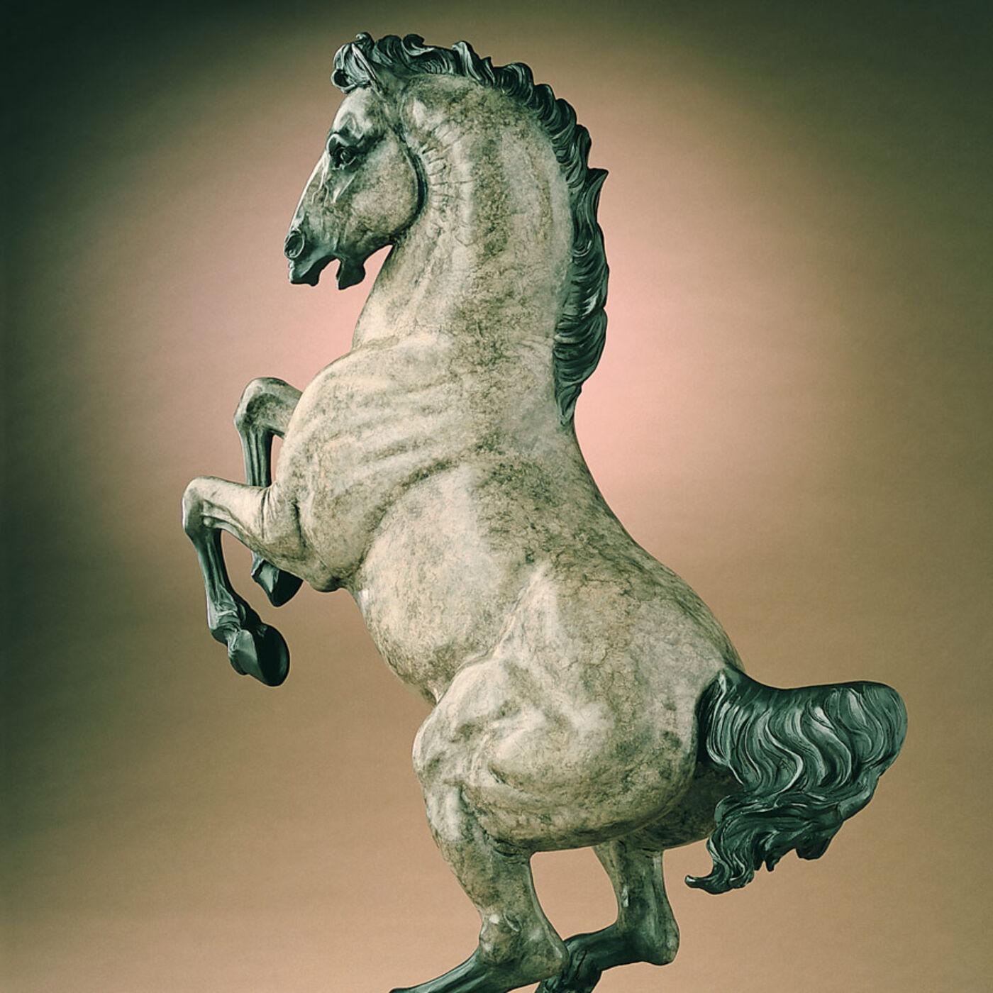 Star Liana York (Part ONE): Western/Wildlife Sculptor - Epi. 141, Host Dr. Mark Sublette