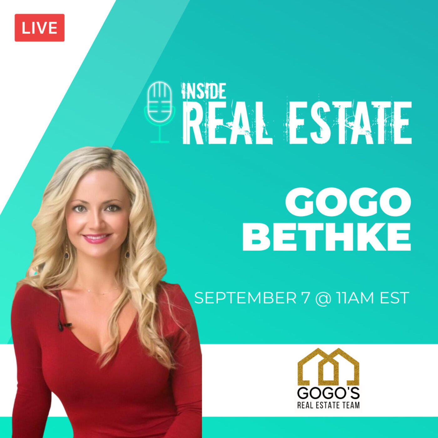 Gogo Bethke, Gogo's Real Estate - Advice for Agents, Coaching, and More