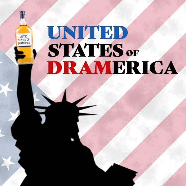 United States of Dramerica Podcast Artwork Image