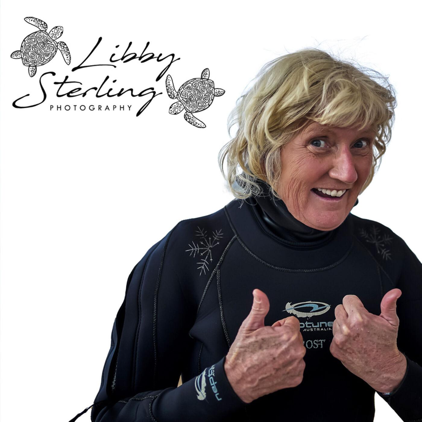Libby Sterling - Cairns, cameras & courses - S2 E03