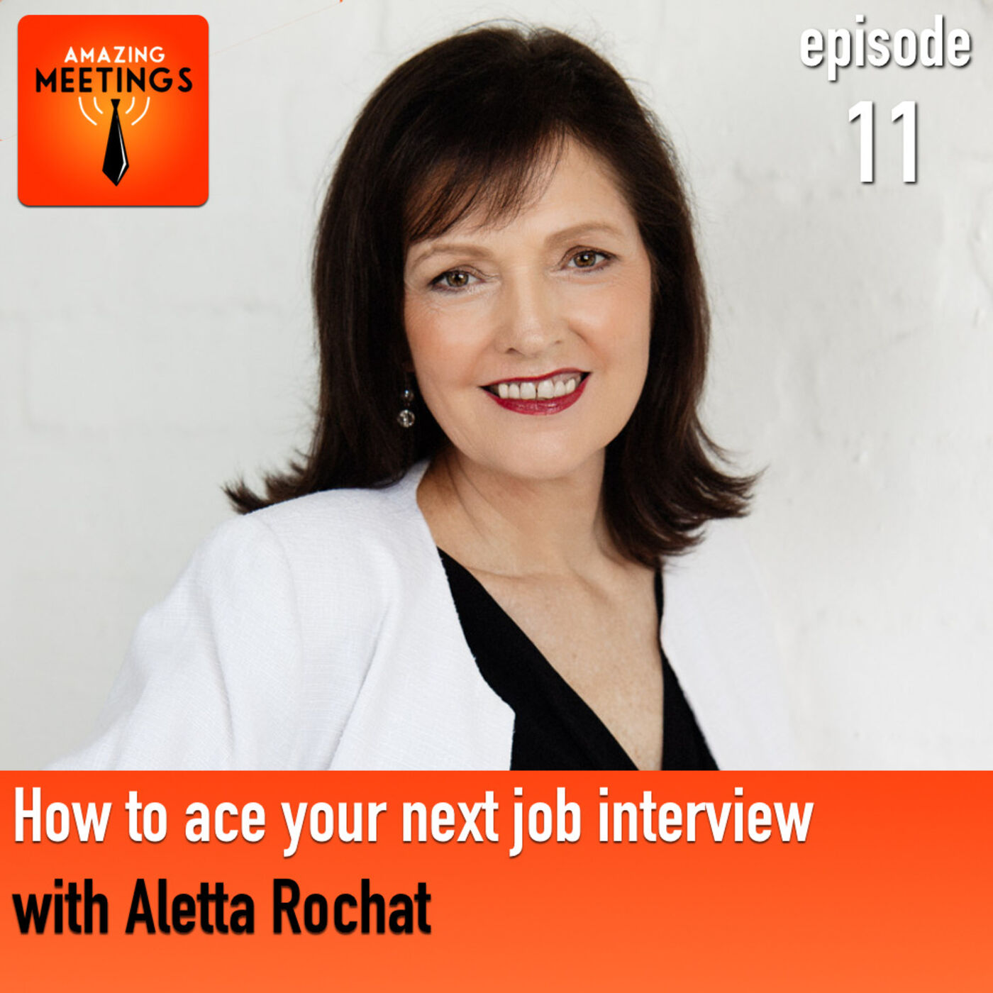 How to ace your next job interview with Aletta Rochat