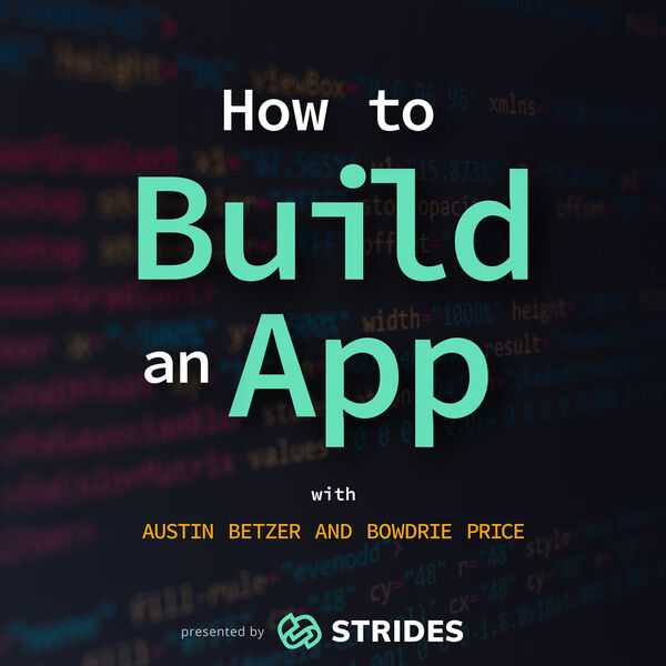 How to Build an App Podcast Artwork Image