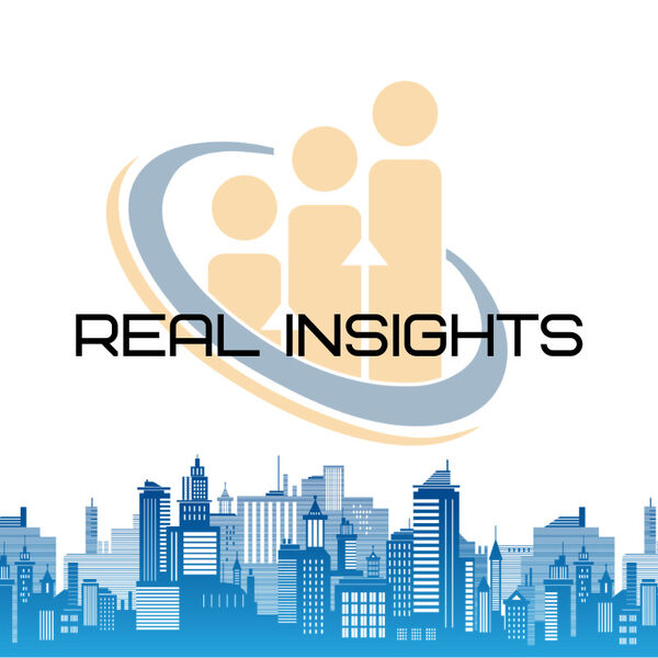 Real Insights  Podcast Artwork Image