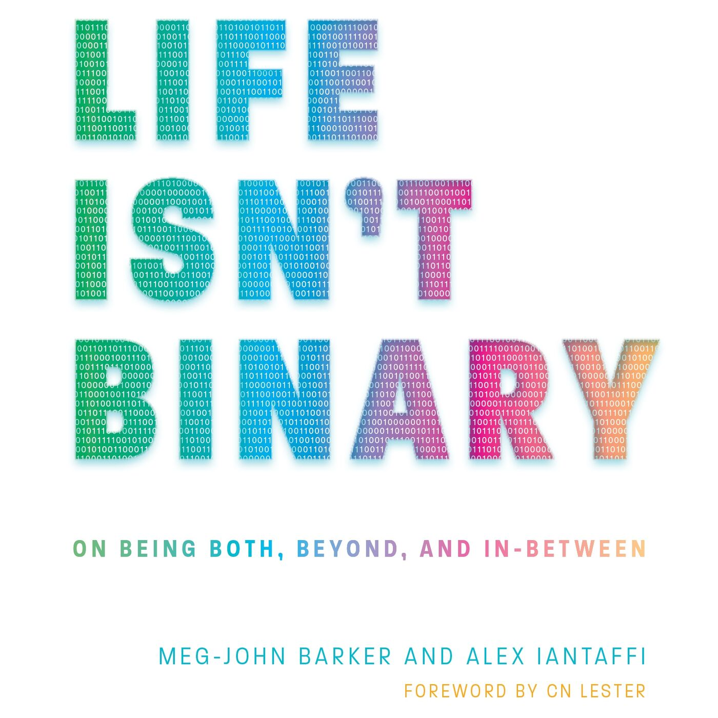 A non-binary approach in the COVID-19 pandemic: a conversation with Meg-John Barker and Alex Iantaffi