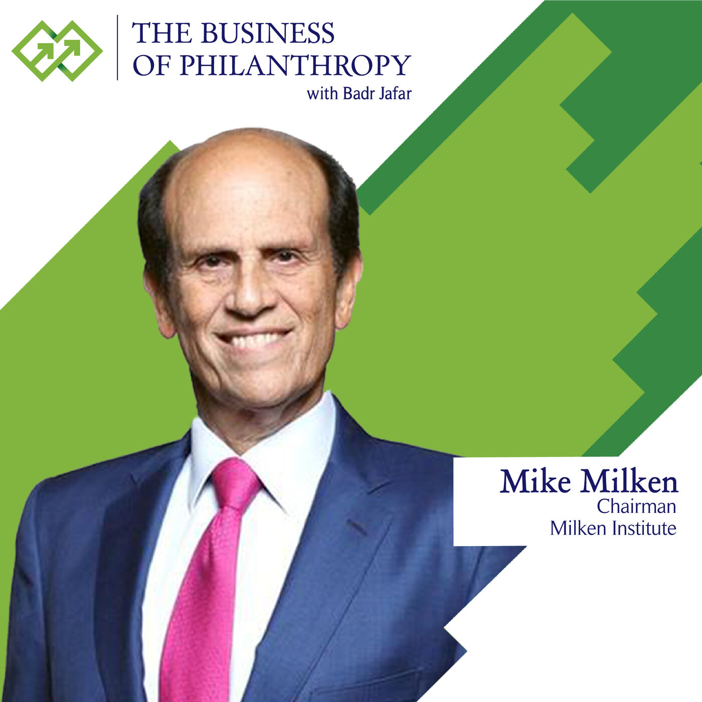 Mike Milken; A Conversation with Badr Jafar