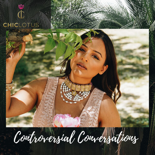 Chic Lotus Controversial Conversations Podcast Artwork Image