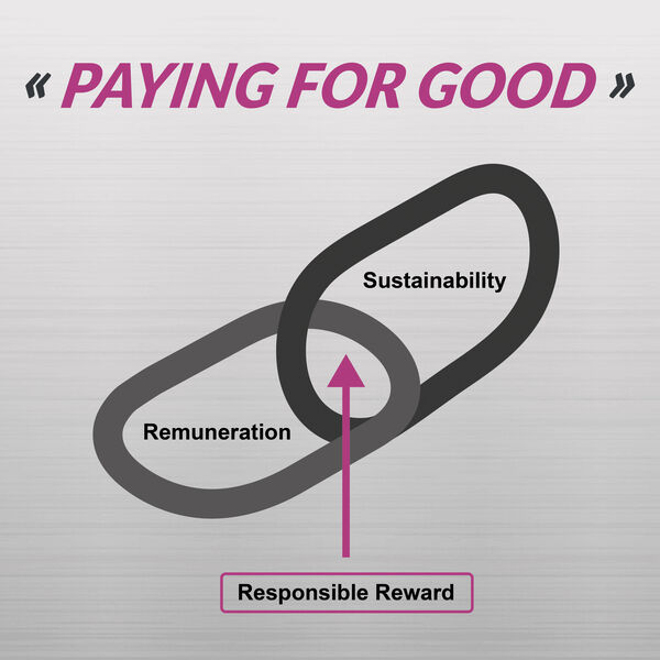 """""""PAYING FOR GOOD"""" Podcast Artwork Image"""
