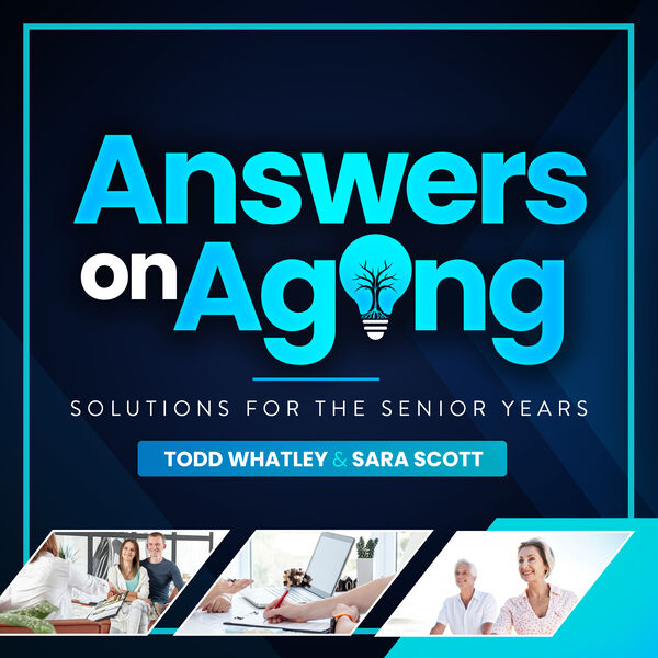 Answers on Aging Podcast Podcast Artwork Image