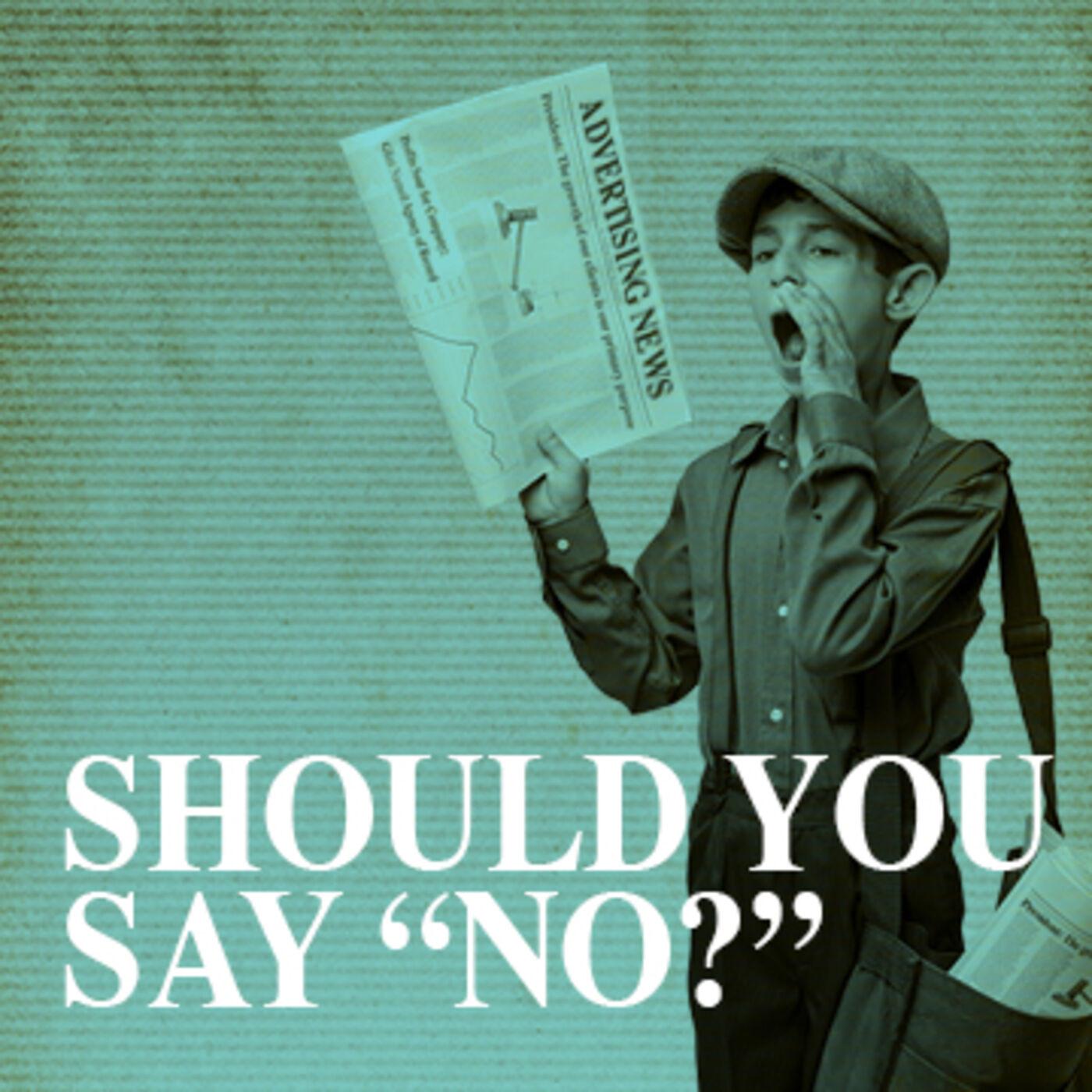 Saying No to Work