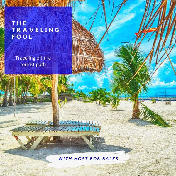 The Traveling Fool Podcast Artwork Image